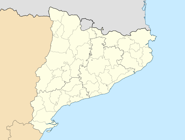 Lleida is located in Catalonia