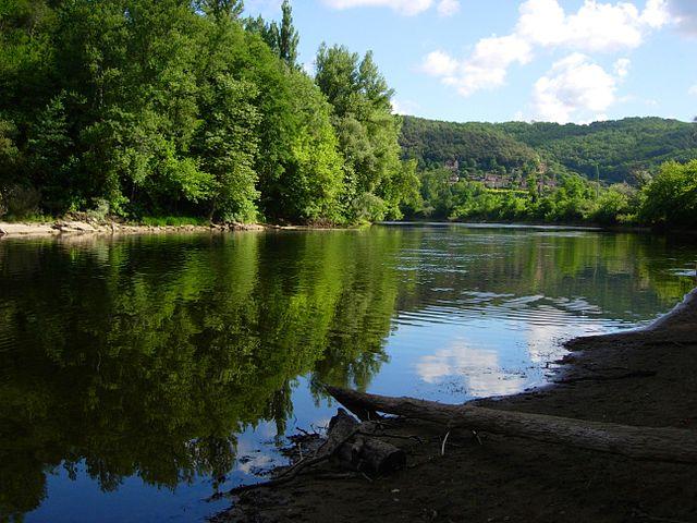 The Dordogne in the Périgord